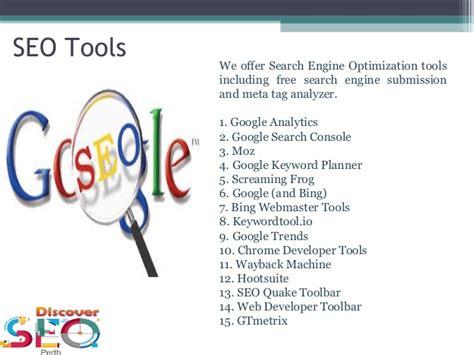 search engine optimization tools seo tools 2015