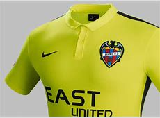 Levante 1516 Kits Released Footy Headlines