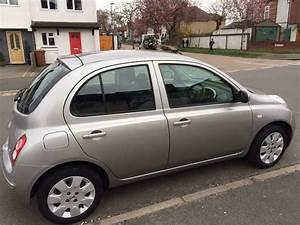 Nissan Micra 2005 : 2005 nissan micra 1 2 petrol 5dr auto k12 automatic silver 49k in sutton london gumtree ~ Medecine-chirurgie-esthetiques.com Avis de Voitures