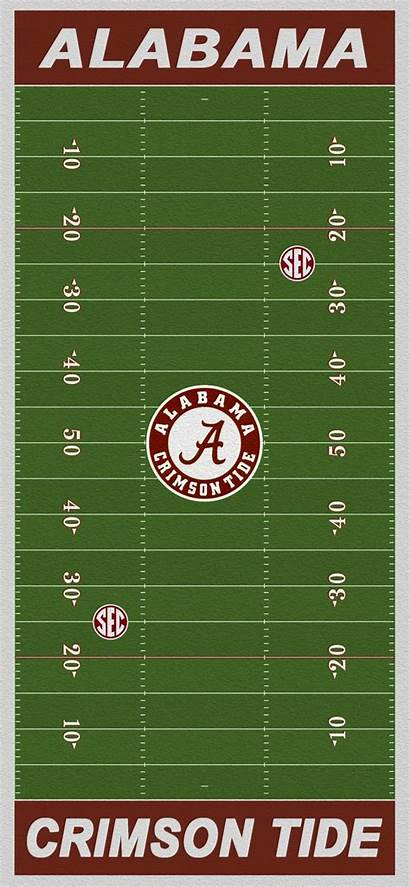 Alabama Tide Crimson Football
