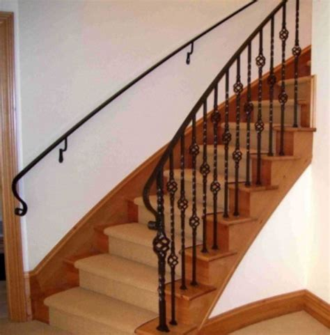 home depot stair railings interior interior wrought iron railings stairs