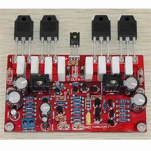 L20 Mono Stereo Audio Power Amplifier Kit Amp 350w Board 2pcs New Version