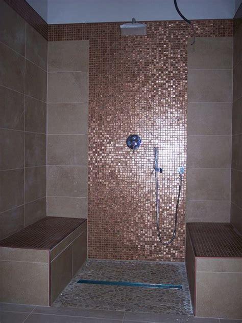Bagni Con Mosaico by Progetti Per Bagno Con Mosaico Iemmi Ceramiche Di Iemmi