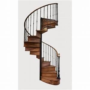 Escalier Fer Et Bois : escalier rampe balustre sur proantic ~ Dailycaller-alerts.com Idées de Décoration