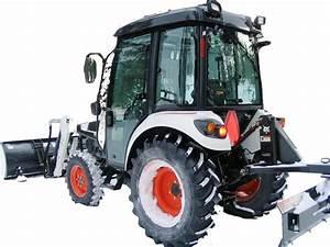 Bobcat Ct335 Compact Tractor Factory Service  U0026 Shop Manual