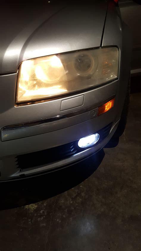 2004 Audi A8l D3 Headlamp Bulb Changing Help.