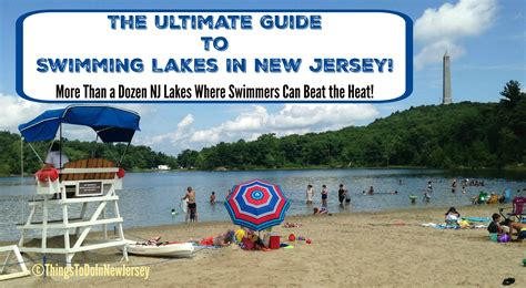 Boat Rentals In Nj Lakes by The Ultimate Guide To Swimming Lakes In New Jersey