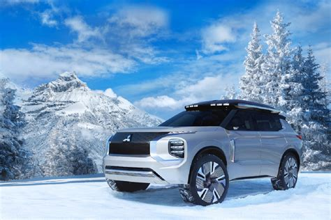 It was originally known as the mitsubishi airtrek when it was introduced in japan in 2001. 2022 Mitsubishi Outlander Shares Same Platform With the ...