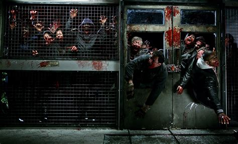 zombie horde zombies horror 2009 survival breaking through apocalypse francese fumetto festa gli door movies movie seeing alone apocalyptic timeline