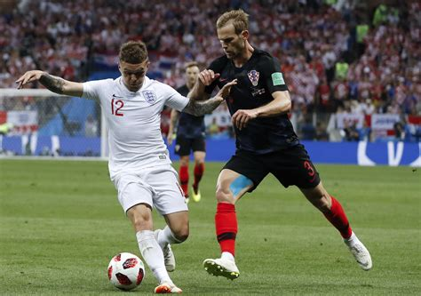 Fifa World Cup Croatia England Semifinal Pics