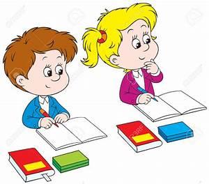 Best Kids Writing Clipart #20813 - Clipartion.com