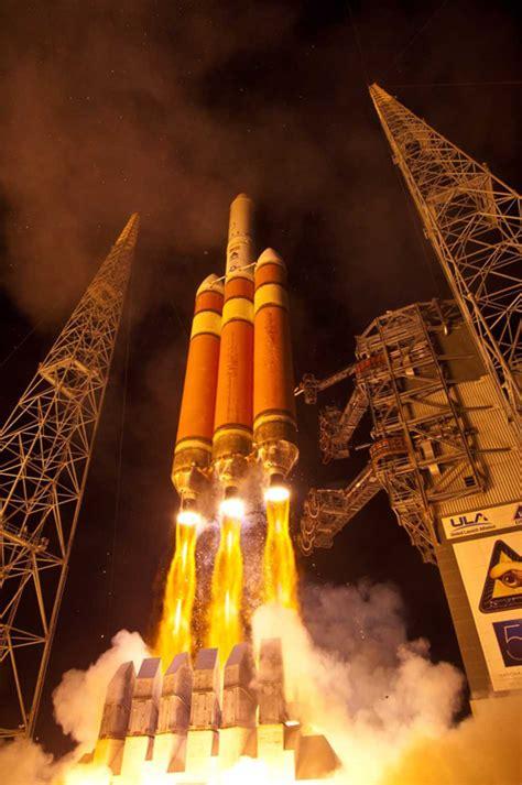 spaceflight  delta launch report launch