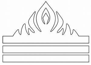 Couronne En Papier à Imprimer : pdf couronne reine des neiges blanche frozen theme party pinterest reine des neiges reine ~ Melissatoandfro.com Idées de Décoration