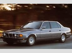 Used 1993 BMW 7 Series Pricing For Sale Edmunds