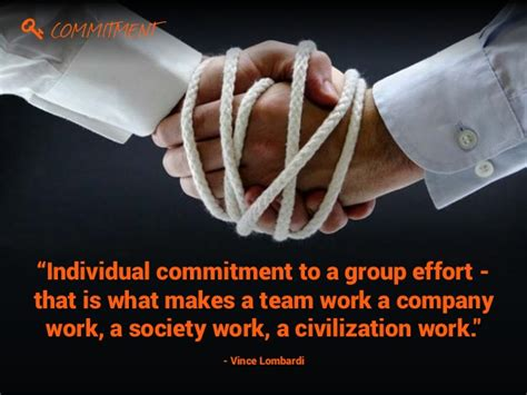 individual commitment   group
