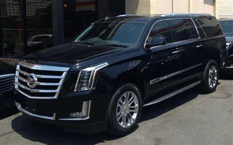 Los Angeles Luxury Exotic Car Rental Cadilllac Escalade