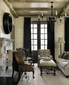 wonderful rustic mountain home displaying elegant classic