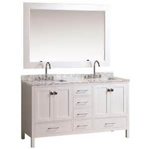 double sink bathroom vanities the home depot