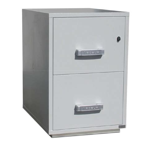 2 Drawer Fireproof File Cabinet by Robur 2 Hour 2 Drawer Fireproof Filing Cabinet Buy Safes