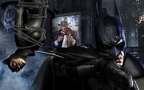 Batman Arkham City [5] Wallpaper  Game Wallpapers #14355