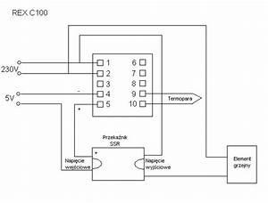 Rex C100 Wiring Diagram On Pid Temperature Controller Wiring Diagram