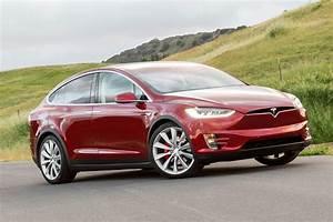 Tesla Modele X : used 2016 tesla model x suv pricing for sale edmunds ~ Melissatoandfro.com Idées de Décoration