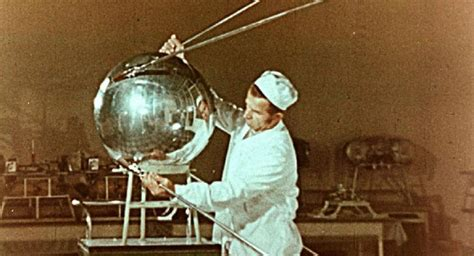 Dawn of the Space Age: Story of Sputnik-1, Earth's First Artificial Satellite - Sputnik ...