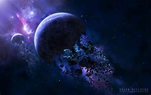Space Asteroids Wallpapers