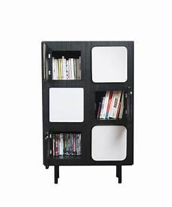 meuble rangement livres design