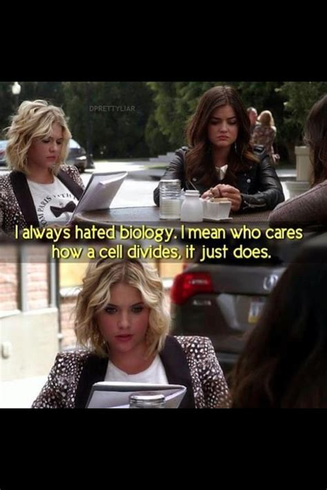 Hanna has the best lines   Pretty little liars quotes ...