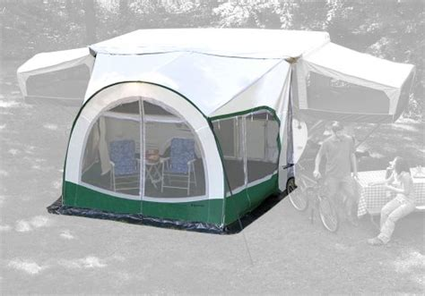 Dometic 747grn13.000 White 13' Awning And Screen Room