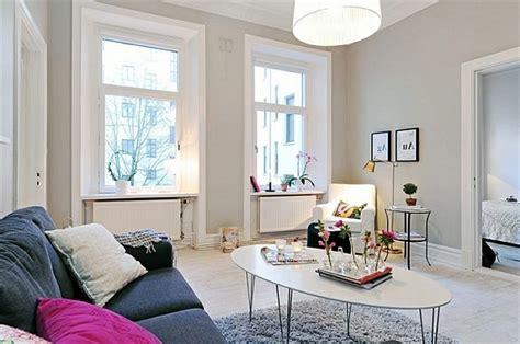 Große Fenster Gestalten by Kleines Wohnzimmer Einrichten 20 Ideen F 252 R Mehr Ger 228 Umigkeit