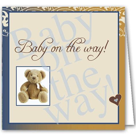 baby    blue baby shower invitations paperstyle