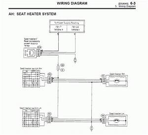 Wiring Diagram For Heated Seat