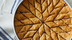 Walnut-and-Honey Baklava