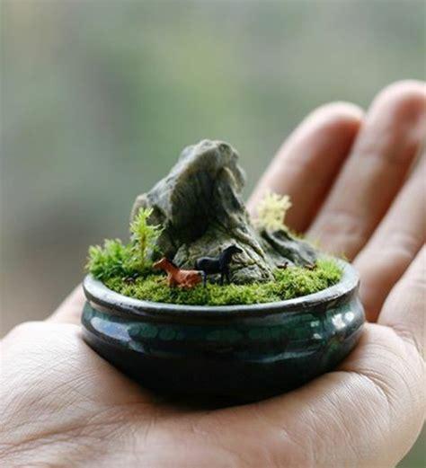 Zen Garten Miniatur by 25 Best Ideas About Miniature Zen Garden On