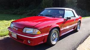 1990 Ford Mustang GT Convertible | F270 | Portland 2016