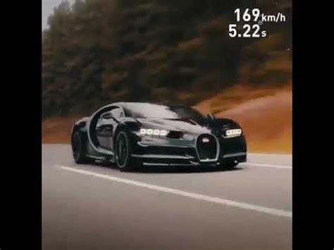 The veyron was all about absolute top speed, and bugatti has hopes that the chiron will be even faster. Bugatti Chiron 400 km/h in 30 seconds top speed - YouTube
