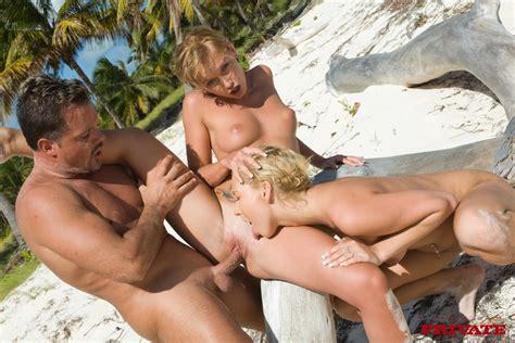 Angelina Love Kathy Cambel Anal Honeymoon In The Tropics