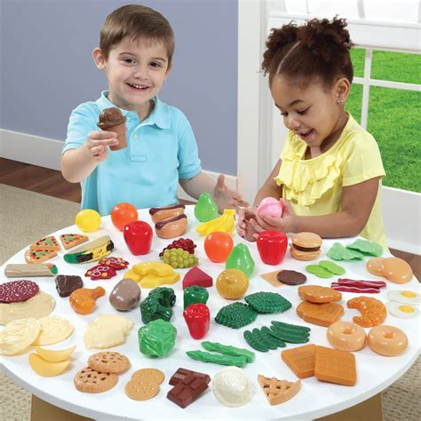 LifeStyle Deluxe Kitchen with Extra Play Food Set   Kids