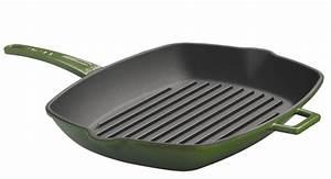 Pfanne Für Grill : grill pfanne aus gusseisen rechteckig 26 x 32cm mit integrierten metallgriff ~ Orissabook.com Haus und Dekorationen