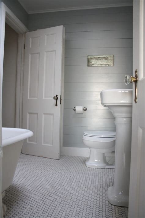 Shiplap For Bathrooms by Shiplap Wall Design Ideas Decor Remodel On
