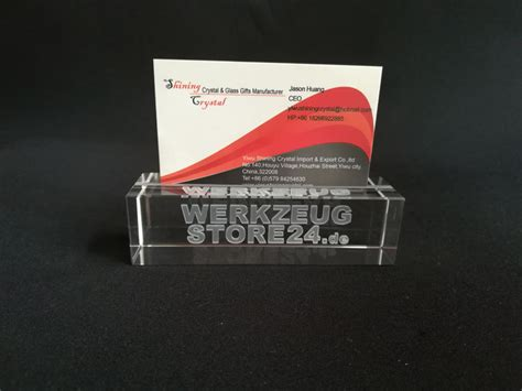 China 3d Crystal Business Card Holder With Company Logo Business Card Creator Software Reviews Quotes Motivational Funny New Opportunities Gratitude High End Maker Guru Vistaprint Casual Men Shoes