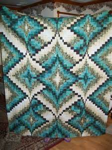 Bargello Quilts Diamond Pattern