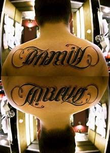 Mum Flower Designs 38 Ambigram Tattoos You 39 Ll Have To See To Believe