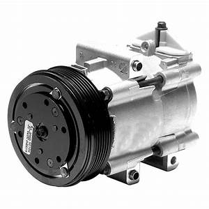 Denso U00ae  C Compressor With Clutch