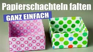 Quadratische Schachtel Falten : papierschachteln falten schachtel falten aus papier diy ganz einfach tutorial zu ~ Eleganceandgraceweddings.com Haus und Dekorationen