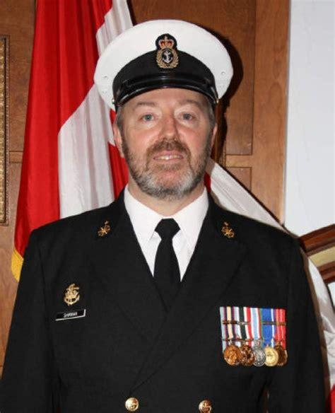 Luke's Troops: Petty Officer First Class Robert Shirran ...