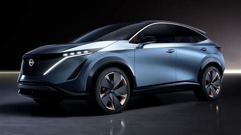 Explore the new nissan ariya 100% electric suv with a targeted range of up to 300 miles, two battery options, awd, advanced driver assist features, and a premium interior. Nissan Ariya: first look at the 389bhp AWD electric ...