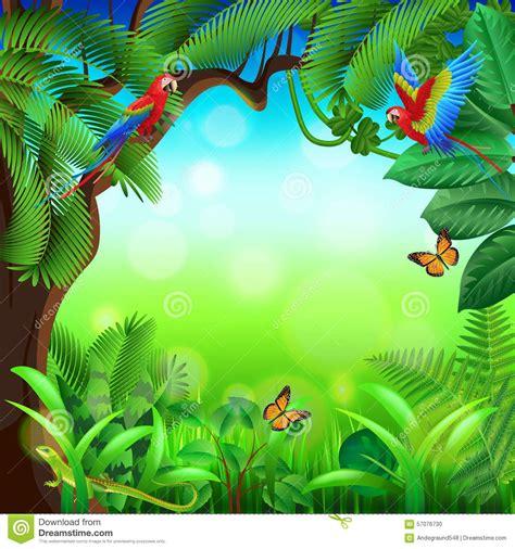 foto de Resultado de imagem para fundo floresta vetor Arte